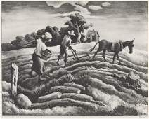 281 Thomas Hart Benton MO 18891975 Planting
