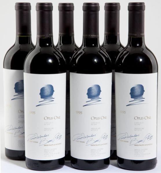 3001: Opus One - Vintage 1995