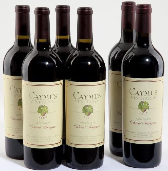 3007: 2000 & 2002 Caymus