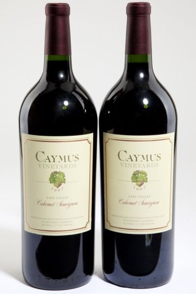 3008: Caymus - Vintage 2002