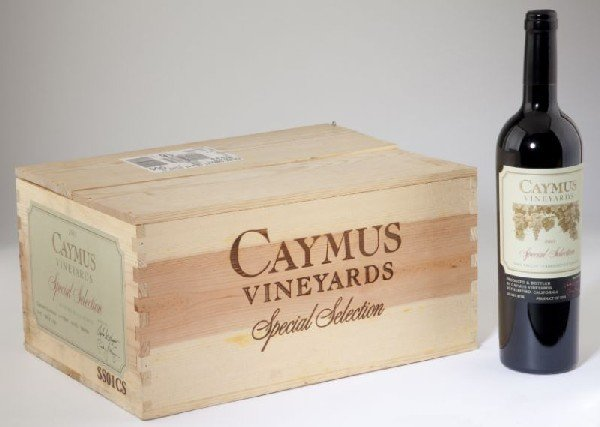 3010: Caymus - Vintage 2001