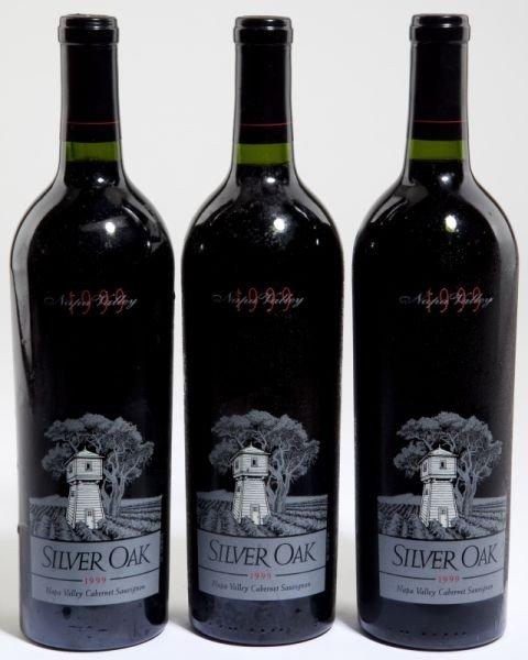 3011: Silver Oak - Vintage 1999