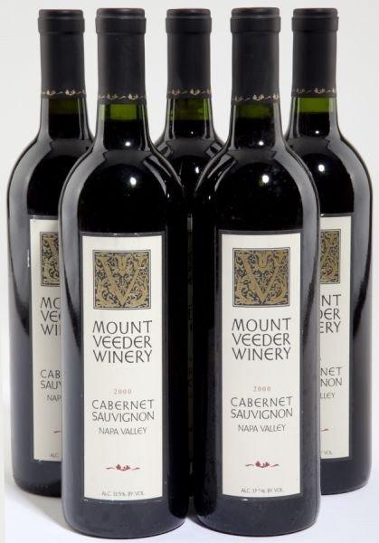 3017: Mount Veeder - Vintage 2000