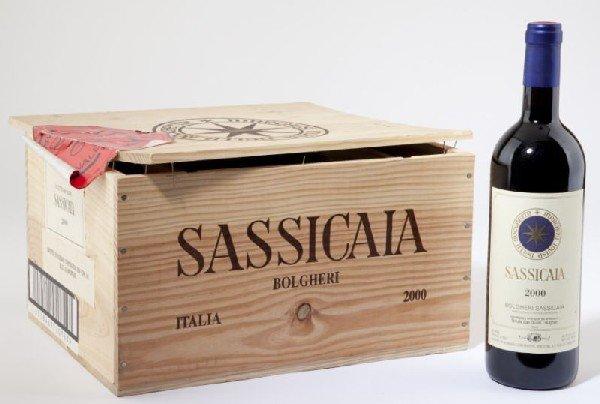 3021: Sassicaia - Vintage 2000