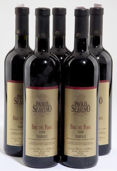 3024: Barolo - Vintage 1998