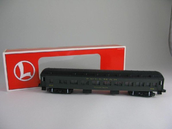 "6: Lionel 2543 Pullman Heavyweight ""Willow River"""