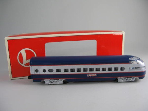 23: Lionel 39113 Train of the Century Solarium