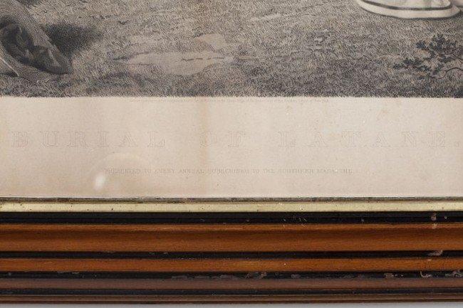 335: W. D. Washington, Burial of Latane, 1862 - 2