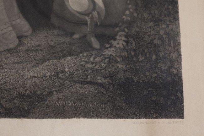 335: W. D. Washington, Burial of Latane, 1862 - 3