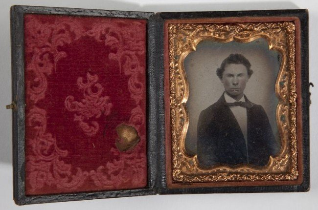 562: NC Confederate Officer's Archive With Images - 4