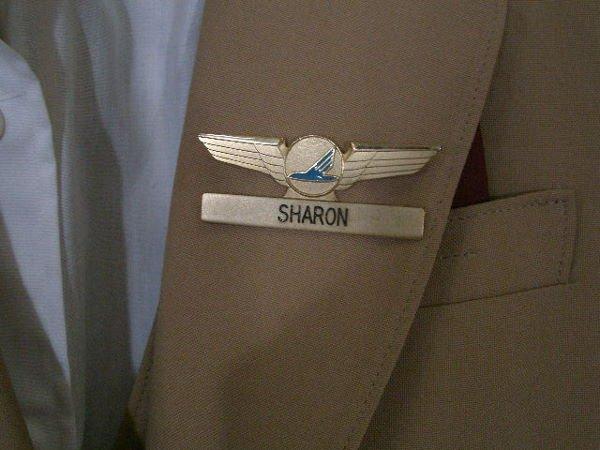 382: Vintage Piedmont Airlines Stewardess Uniform, - 2