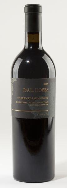 1002: Paul Hobbs Cabernet Sauvignon