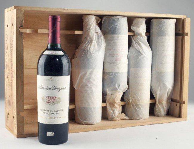 1010: 1986 & 1988 Beaulieu Vineyards, Georges de Latour