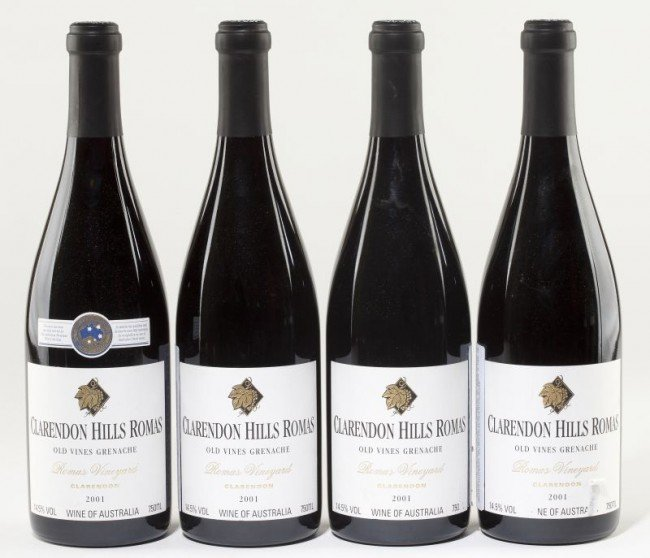 1017: Clarendon Hills Old Vines Grenache
