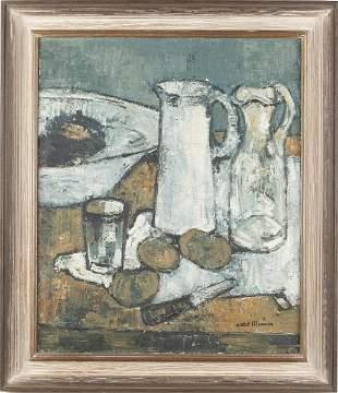 436: André Minaux (Fr., 1923-1986), Still Life
