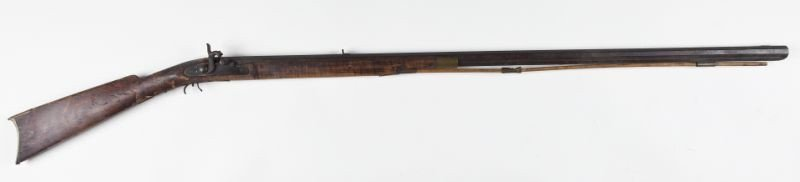 3: Likely Jamestown, NC Percussion Rifle