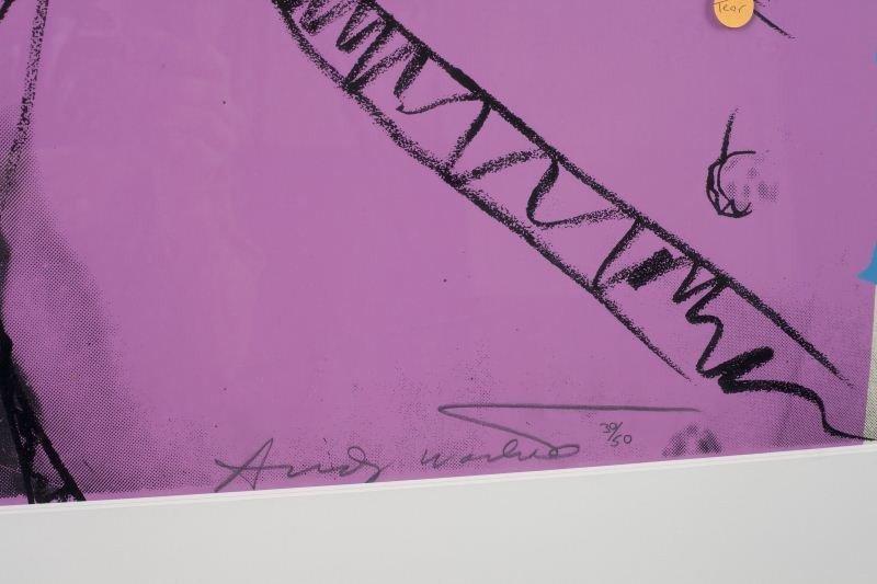 386: Andy Warhol (Am., 1928-1987), Lillian Carter - 3