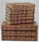 466 Two 18th century Classical Book Sets