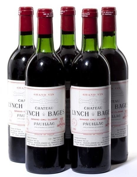 3017: Chateau Lynch Bages