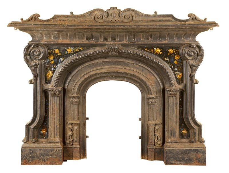 Renaissance mantel