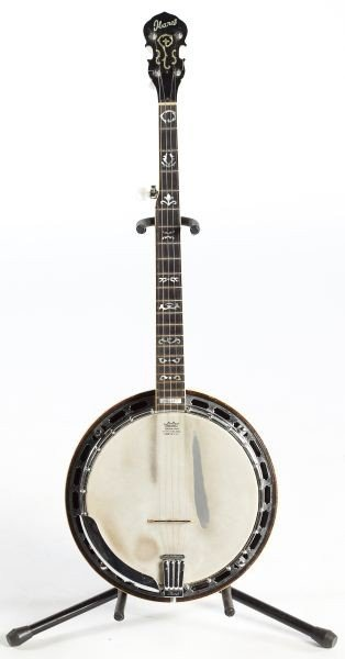 693: Ibanez Artist 5-String Banjo