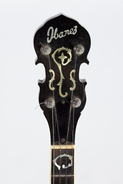 693: Ibanez Artist 5-String Banjo - 2