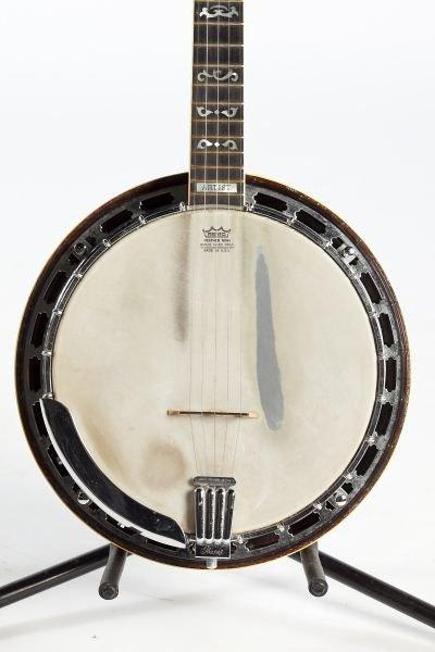 693: Ibanez Artist 5-String Banjo - 3