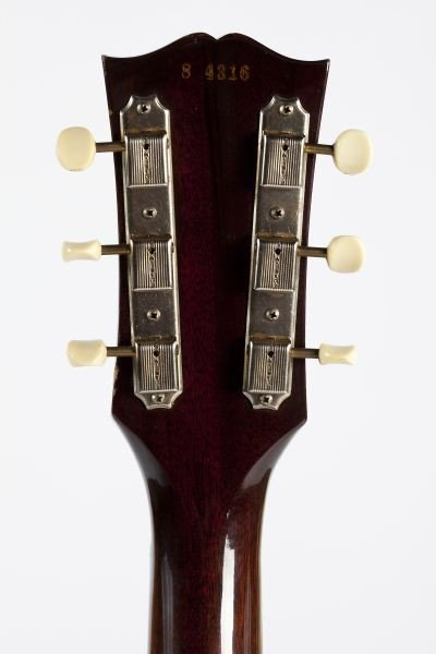 697: 1958 Gibson Les Paul Jr. Electric Guitar, 3/4 Size - 4