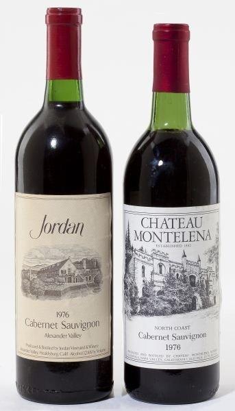 4002: 1976 Chateau Montelena & Jordan