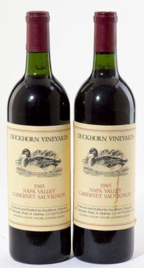Duckhorn Vineyard, Cabernet Sauvignon - Vintage 1