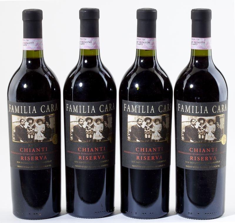 4012: Familia Cara Chianti, Riserva - Vintage 2003