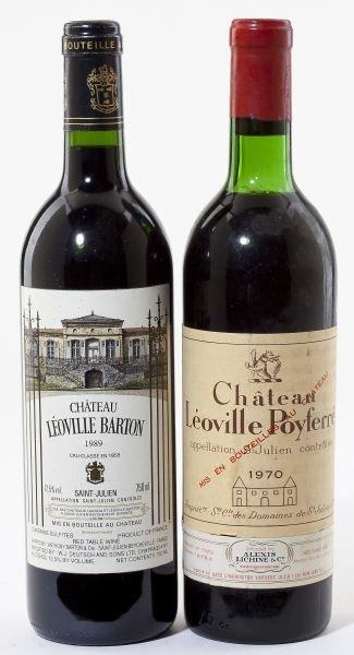 4013: 1970 Leoville Poyferre & 1989 Leoville Barton