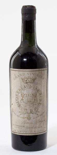 4019: Chateau Gruaud Larose - Vintage 1924