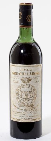 4020: Chateau Gruaud Larose - Vintage 1949