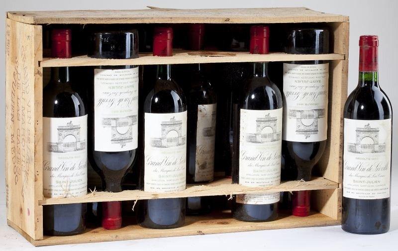 4024: Chateau Leoville Las Cases - Vintage 1982