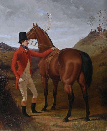 106: George F. Ashton (British, 19th c.), Equestrian,