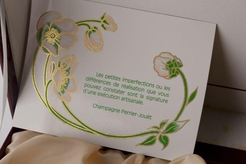 1001: Perrier-Jouet - Fleur de Champagne - 6