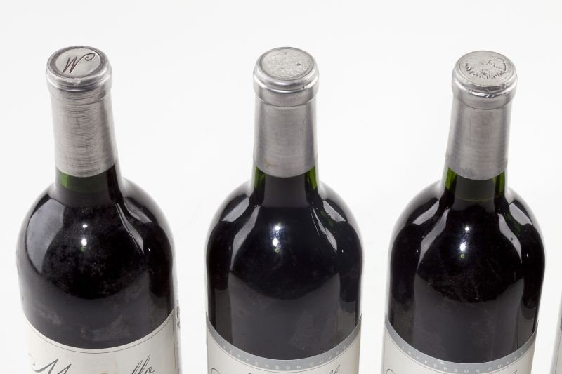 1025: 1982, 1984 & 1987 Monticello Vineyards - 4