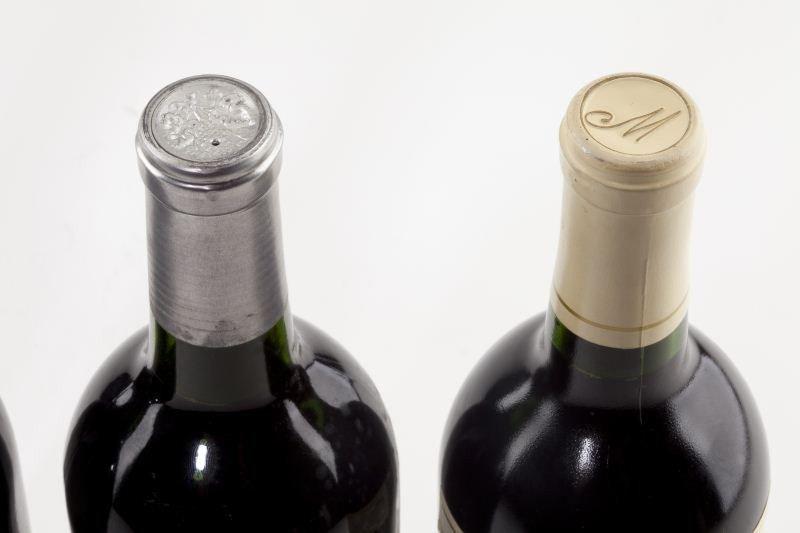 1025: 1982, 1984 & 1987 Monticello Vineyards - 5