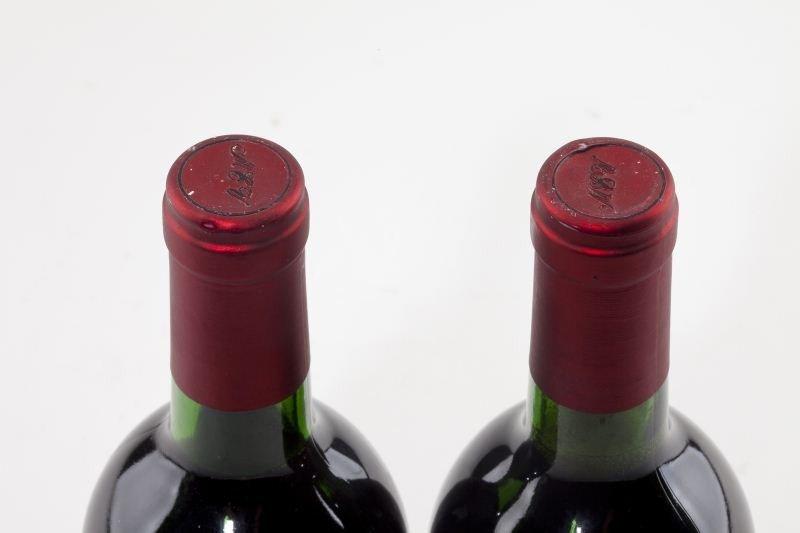 1026: 1983 & 1984 Mount Eden Vineyards - 5