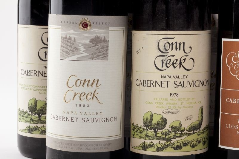 1032: Selection from Clos du Val & Conn Creek - 2