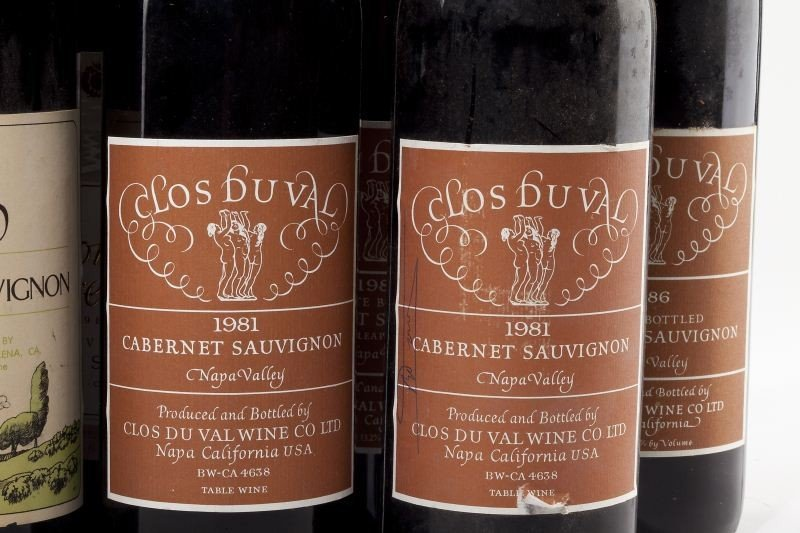 1032: Selection from Clos du Val & Conn Creek - 3