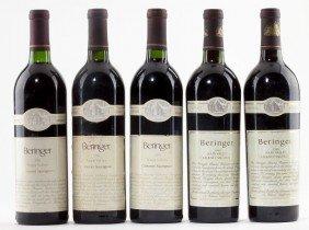 1981, 1984 & 1989 Beringer