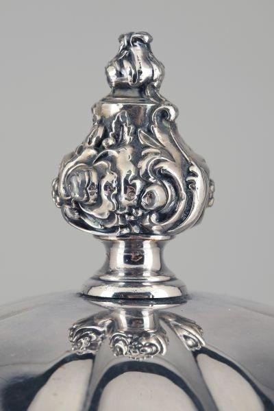 7: Regency Period Sheffield Plate Tea Urn - 4