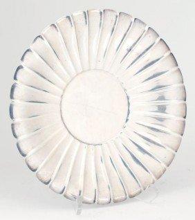 Gorham Sterling Silver Cake Plate