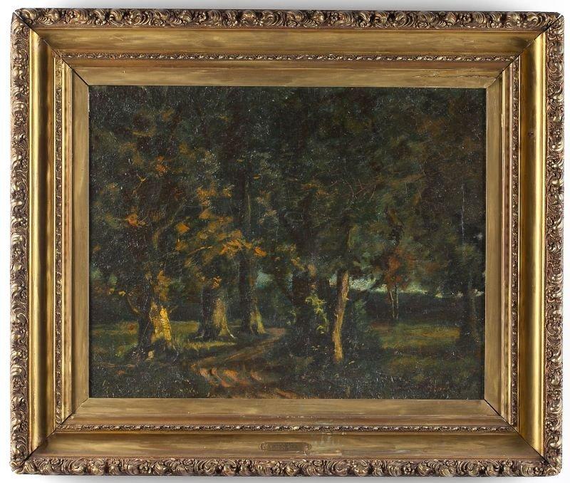 """100: John Sloan (NY/NM, 1871-1951), """"The Road"""""""