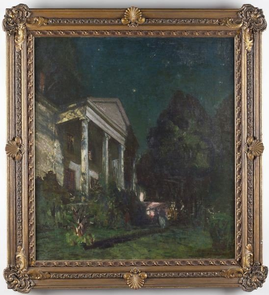 101: B. K. Howard (MA, 1872-1960), Southern Evening