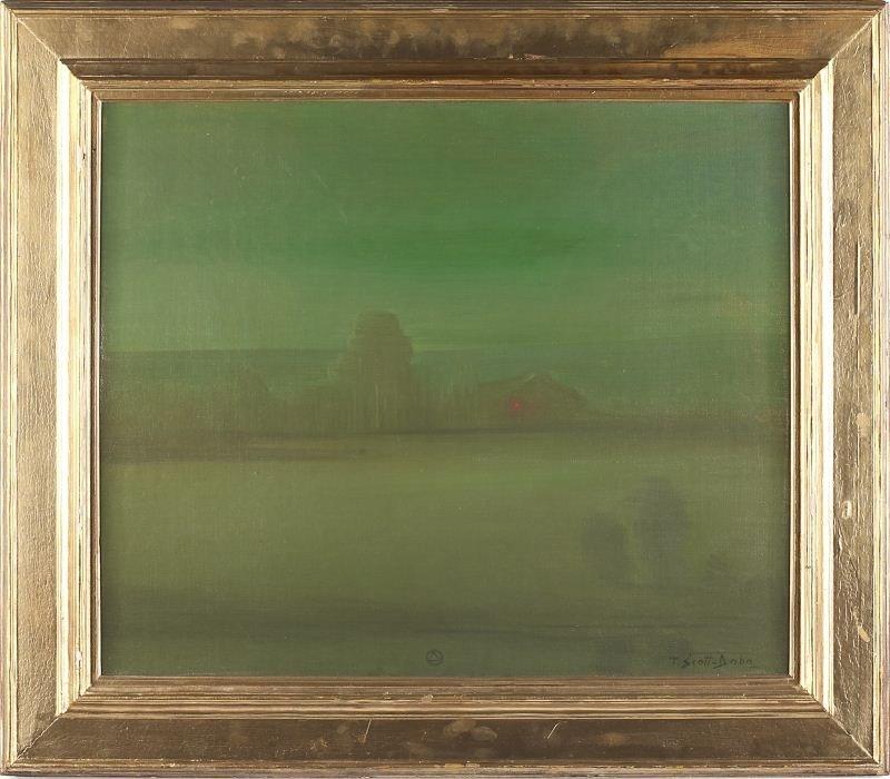 102: Theodore Scott Dabo (1877-1928), Nocturne