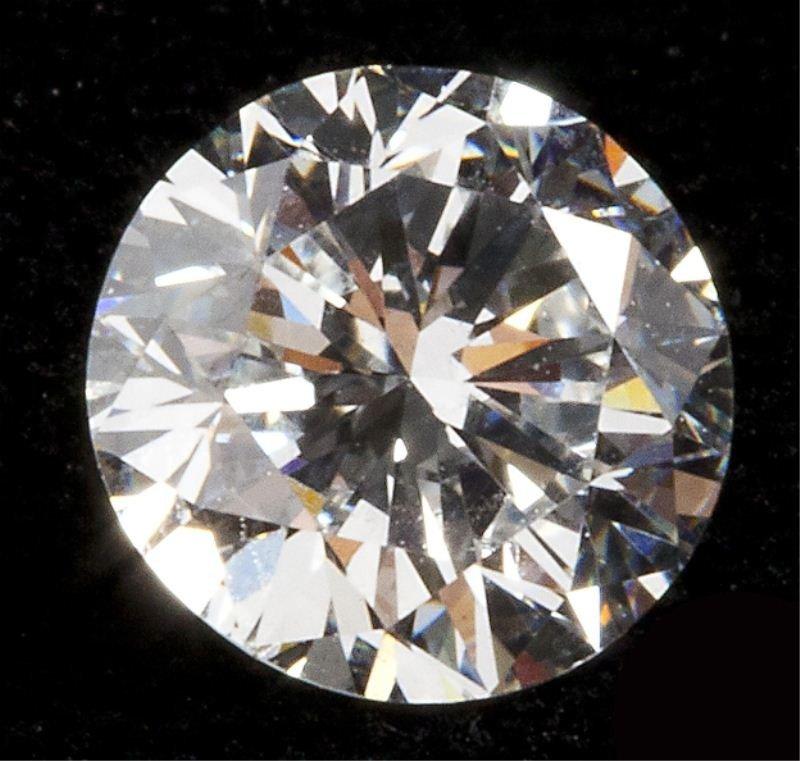 104: Unmounted Diamond