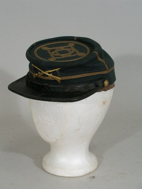 1002: US Army Kepi, c.1865-1870's,